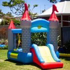 The Junior Knights Bouncy Castle