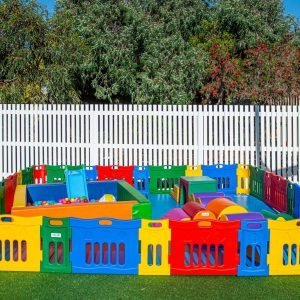 Play Pen & Extension